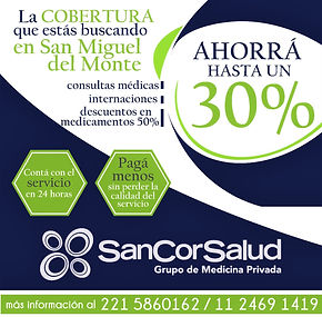 SANCOR SALUD