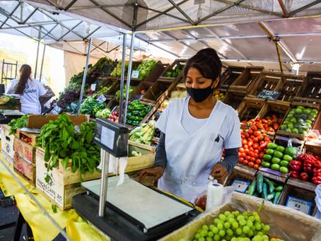 La Plata | Renuevan acuerdo de precios para productos de la canasta familiar