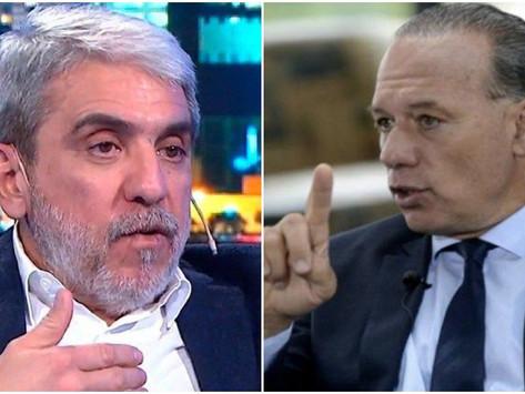 """Berni: """"Nadie puede discutir la capacidad de trabajo y de gestión de Aníbal Fernández"""""""