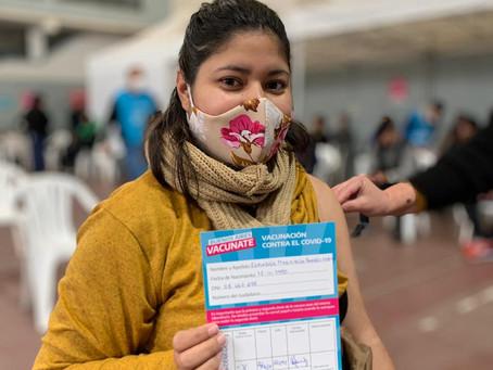 Sexta semana consecutiva con caída de contagios de coronavirus en la Provincia de Buenos Aires