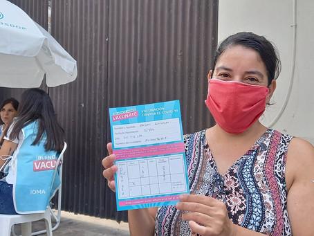 """Kicillof   """"Ayer fue el día que más vacunamos"""" contra el coronavirus"""