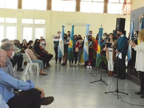 Inauguran Centro de Formación Profesional en Monte