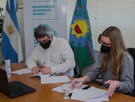 El Gobierno bonaerense creó el programa Escuelas y Desarrollo Agrario