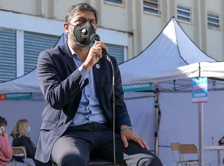 Jefe de Gabinete, Carlos Bianco.