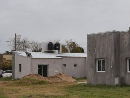 Ayacucho | Avanza la construcción de 57 viviendas familiares con una inversión de $121 millones