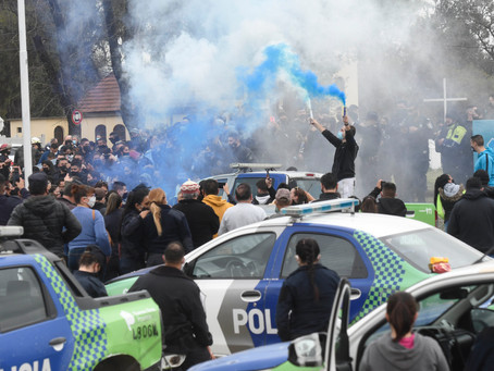 Seguridad | Desafectan a más de 400 efectivos policiales