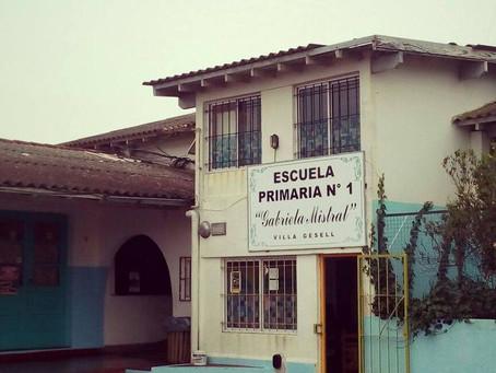 Villa Gesell | Por el temporal de viento y lluvia, se suspendió el comienzo de clases presenciales