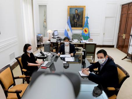 Amplían programa de financiamiento para municipios bonaerenses
