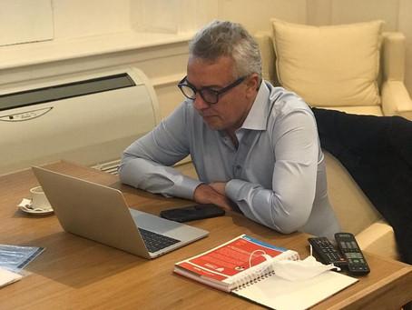 Zamora pidió a Kicillof que incluya en el régimen de excepción de cuarentena a unas 160 empresas