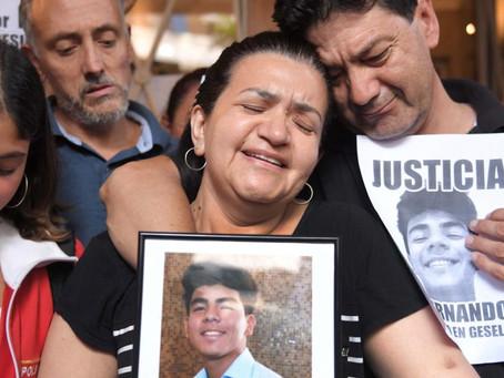 "Mamá de Fernando Báez Sosa: ""Que paguen por lo que le hicieron a mi hijo"""
