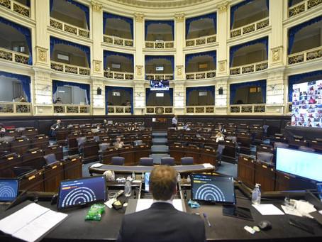 Legislatura | Proponen proyecto de ley para difundir el plan de vacunación contra el coronavirus