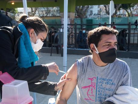 En Provincia, afirman que el 96,67% de los mayores de 60 años están vacunados contra el coronavirus