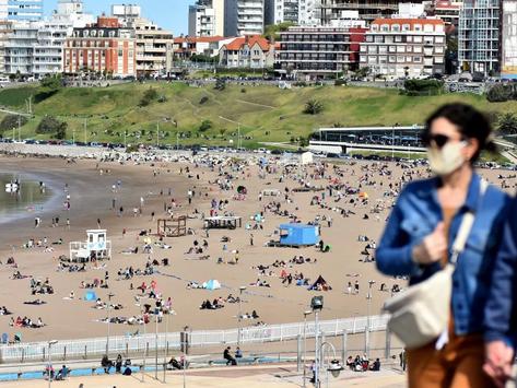 Mar del Plata se prepara para la temporada de verano 2021/2022