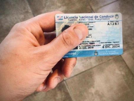Prorrogan por 18 meses licencias nacionales de conducir emitidas por la provincia de Buenos Aires