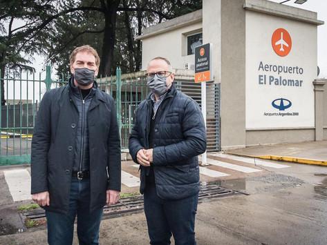 Elecciones 2021   Diego Santilli lanza sus propuestas de campaña desde Tres de Febrero