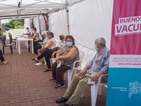La provincia de Buenos Aires suma 3.257 casos de coronavirus y los contagios ascienden a 913.069