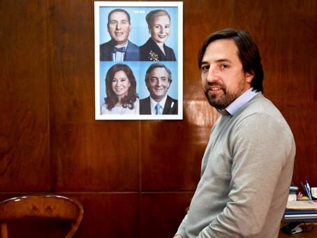 Frente de Todos   Kreplak encabezaría la lista de Diputados por la Provincia de Buenos Aires