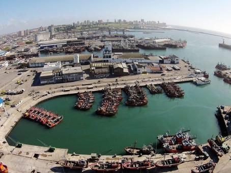 Las exportaciones concretadas desde el puerto de Mar del Plata crecieron 15% en primer cuatrimestre