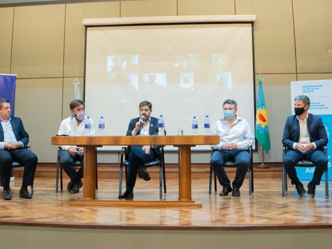 Adjudican obras de agua potable para 15 municipios bonaerenses