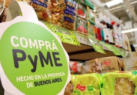 Promulgan la adhesión de la provincia de Buenos Aires a la Ley de Góndolas