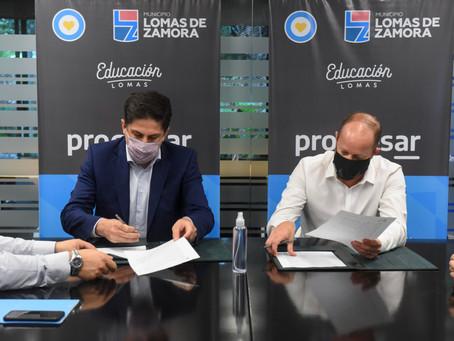Lomas de Zamora | Habilitan 18 puntos de inscripción para las becas Progresar