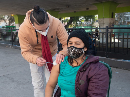 A partir de hoy, mayores de 30 años se podrán vacunar contra el coronavirus sin turno previo
