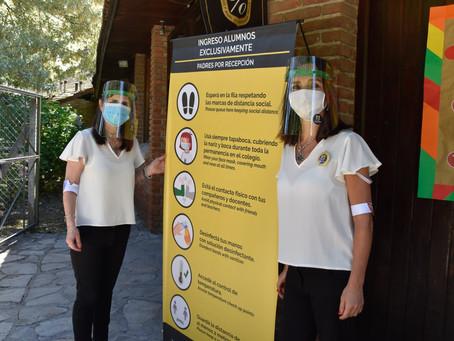 Mar del Plata | Una jueza autoriza las clases presenciales en un colegio privado