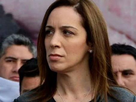 El Gobierno de Kicillof arrastra a Vidal a la campaña electoral en la Provincia de Buenos Aires