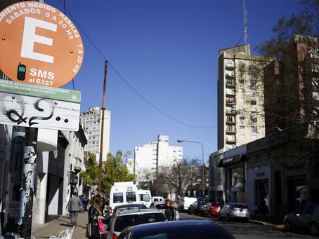 La Plata | Extienden por dos semanas la suspensión del estacionamiento medido