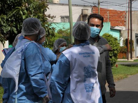 El Gobierno bonaerense ya prepara la logística para una vacunación masiva contra el coronavirus