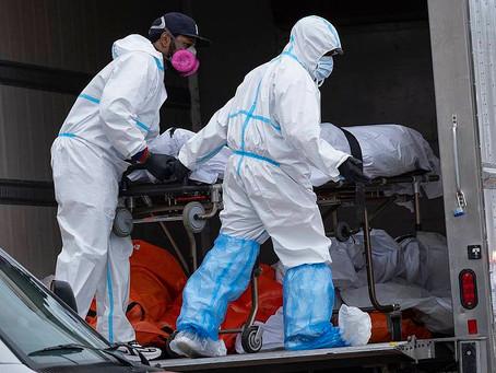 Estados Unidos registra más de 195.000 casos de coronavirus en un día