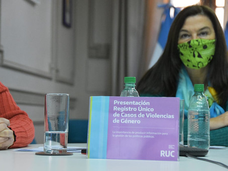 """Estela Díaz destacó el compromiso de """"construir herramientas de fondo para erradicar la violencia"""""""