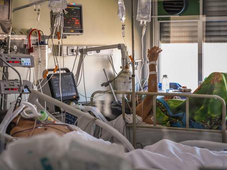 """Advierten que la suba de casos en las terapias intensivas es """"preocupante"""""""