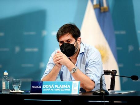 Bianco criticó a gobernadores por no haber tomado medidas con los viajeros que venían del exterior