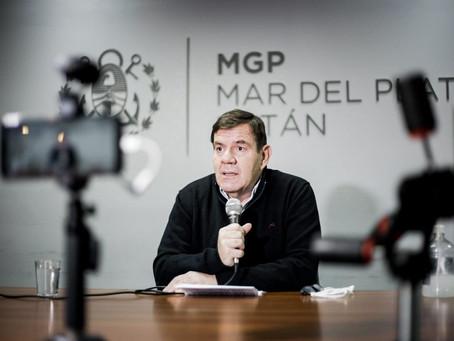 Mar del Plata | Montenegro preocupado por las fiestas clandestinas