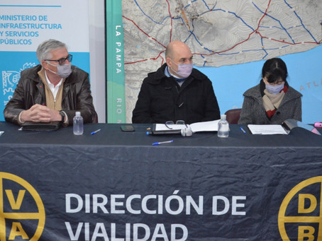 Caminos rurales | Obras en General Belgrano, Exaltación de la Cruz, Tapalqué, Alvarado y Las Flores