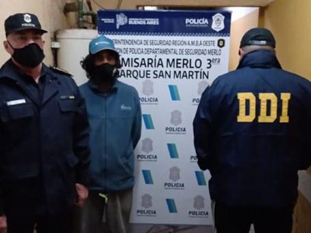 Merlo | Otro detenido por el femicidio de Sandra Carricaberri