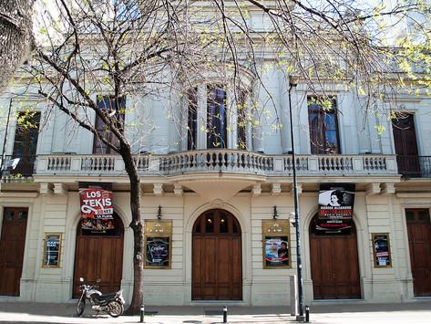 La Plata   Regresan las funciones presenciales en el Teatro Coliseo Podestá