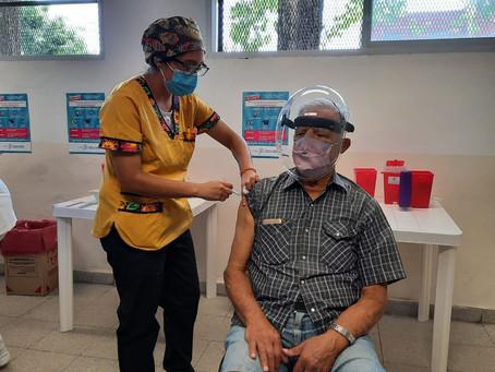 En Buenos Aires, 40 mil mayores de 60 años ya recibieron la vacuna contra el Covid-19