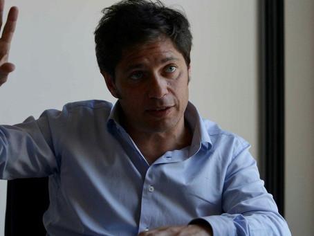 """""""Macri le dio 3 puntos más de coparticipación a la jurisdicción más rica del país"""""""