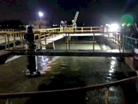 Tragedia en San Vicente | Muere ahogado un niño tras caer al piletón de una planta depuradora