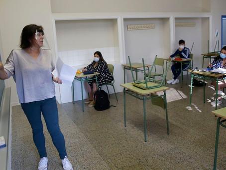 Gremios docentes solicitaron reunión al Gobierno de Kicillof para analizar el aumento de contagios