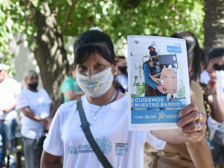 Morón | Presentaron programa ambiental con participación de la comunidad