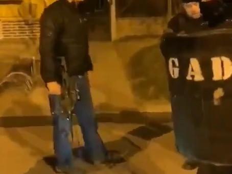Berni participó de la detención de uno de los presuntos asesinos del gendarme en Zárate