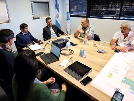 Kicillof se reunió con Jorge Macri y destacó necesidad de unir esfuerzos con la oposición