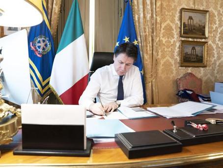 """El premier Conte pide a los italianos """"renunciar a algunas libertades"""" para enfrentar el coronavirus"""