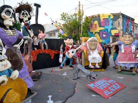 La Plata | Habilitan registro para inscribir muñecos de fin de año