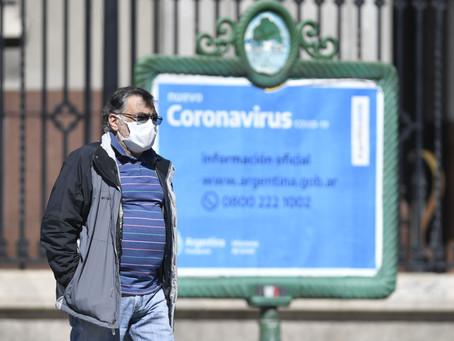 """El Gobierno bonaerense permanece """"alerta"""" ante las segundas olas de coronavirus en países limítrofes"""