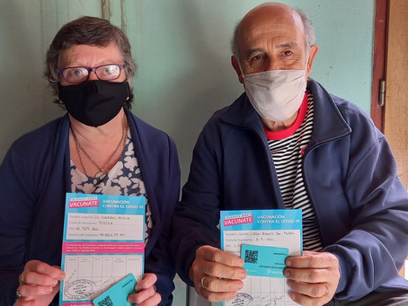 Buenos Aires | Otorgan 120 mil nuevos turnos para vacunar a mayores de 60 años