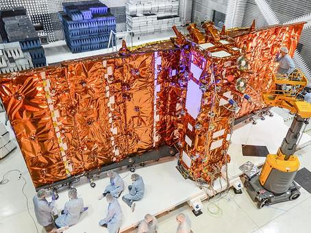 Ingeniera argentina premiada en Reino Unido participará del lanzamienzo del satélite SAOCOM 18